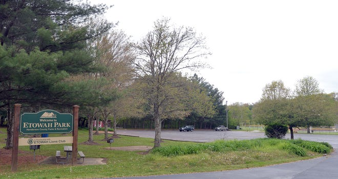 Etowah Park is shown in this April 26, 2018 file photo.