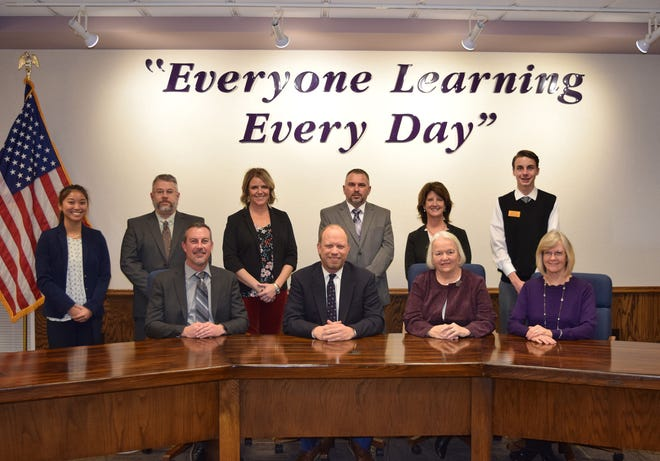 Camdenton R-III School District will be celebrating School Board Appreciation at the upcoming school board meeting on Monday, Feb. 8th.