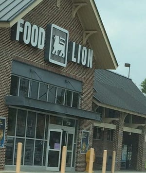 This Food Lion, located on the site of the old Walnut Mall in Petersburg, is one of two national grocery chains — the other being Walmart — located within the Petersburg city limits. A bill from Sen. Mark R. Warner, D-Virginia, would establish financial incentives for food providers to build and expand operations in so-called 'food deserts.'