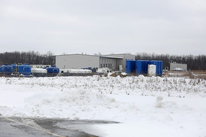 The former Baker Hughes Oilfield Operations site — owned now by BJ Services — is for sale in southeast Massillon. Multiple industrial buildings and more than 108 acres are listed at $6.25 million.