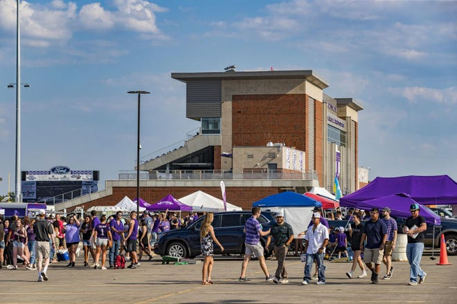 With the first football game of the spring season set for Saturday, Feb. 13, Tarleton has announced guidelines for this year's tailgating at Texan Alley.