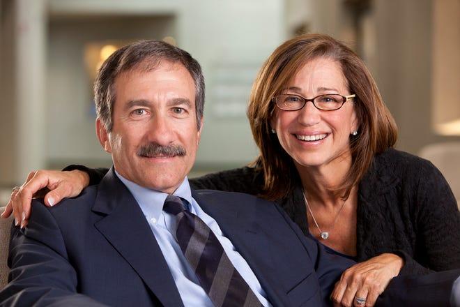Donors Gary and Barbara Rodkin