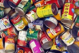 New Hanover County 4-H program will be collecting canned food now through Wednesday, March 31 at the Arboretum.