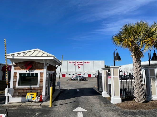 The EUE/Screen Gems Studios lot in Wilmington is livelier than ever with four productions now either filming or working on the lot through March.