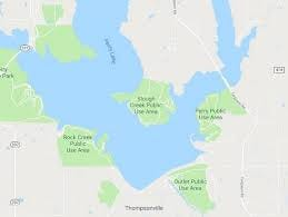 Authorities on Wednesday pulled out a vehicle found submerged near the Slough Creek Public Use area at the southeast part of Lake Perry.