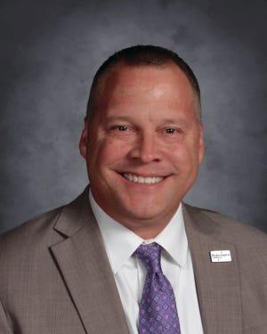 Pickerington Schools Superintendent Chris Briggs