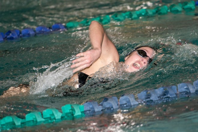 DeSales swimmer Libby Ruff hopes this is the season she qualifies for the Division I state meet. Ruff, a junior, fell just short of qualifying in the 200- and 500-yard freestyle each of the past two years.