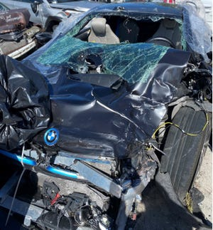 A 20-year-old Lehigh Acres man was arrested and charged Wednesday, Feb. 3, 2021, for his involvement in a crash in November, which left two men dead.