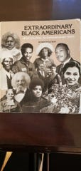 "Cover of ""Extraordinary Black Americans from Colonial to Contemporary Times"" by Susan Altman."