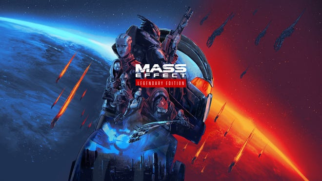 'Mass Effect Legendary Edition': Classic sci-fi online game franchise returns May 14