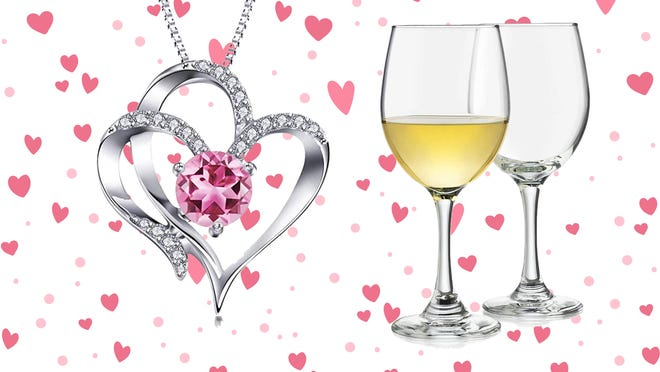From jewelry to bath bombs, you'll find tons of Valentine's Day gifts here.