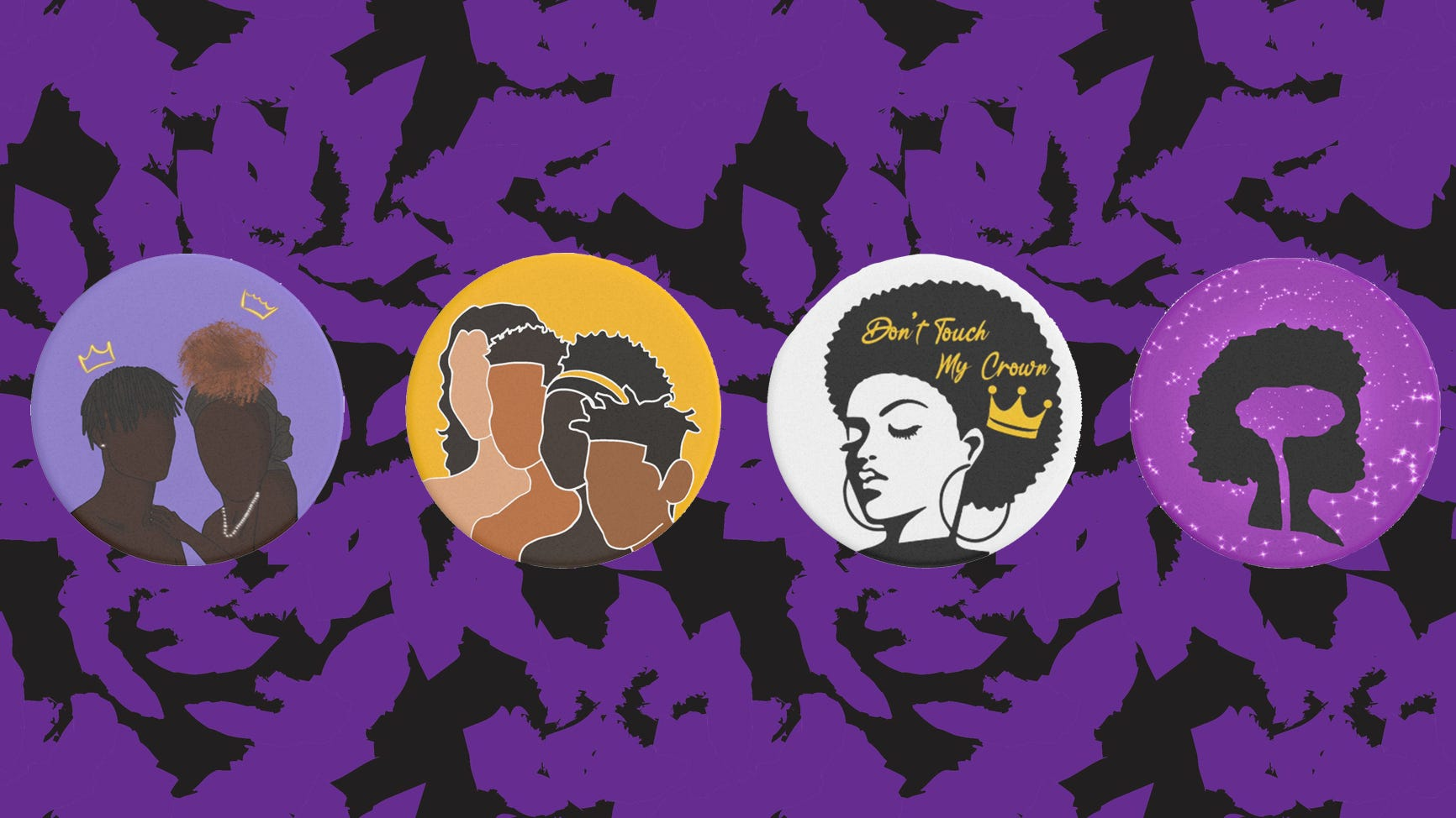 PopSockets just released a new line for Black History Month—here's where to find them