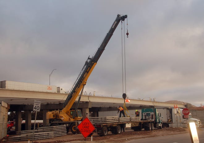 TheAmarillo Metropolitan Planning Organizationrecently received a status reportfrom Texas Department of Transportation personnelregarding thereplacement of the bridges along I-40 at Whitaker Road, Lakeside Drive and Pullman Road.
