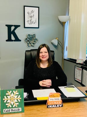 Renee Kaley, principal at Lexington Elementary School in Marlington Local School District, is The Alliance Review Robertson Heating Supply Make the Grade Difference Maker for February 2021.