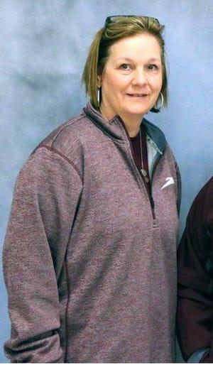 Zephyr girls basketball coach DeAnn Perkins