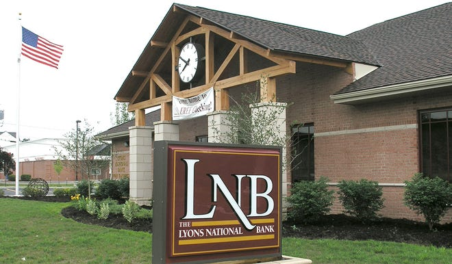 Lyons Bancorp Inc. is the parent company of Lyons National Bank in Penn Yan.