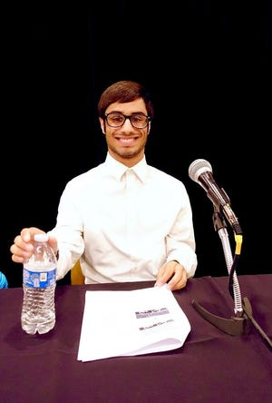 Roman Sandhu entered foster care  when he was 15 and was emancipated after he graduated from Findlay High School in northwest Ohio in 2019. He said the foster care provisions in the relief package passed by Congress in December will help emancipated young people like himself.