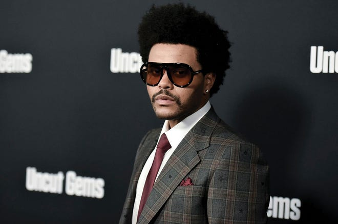 Grammy winning artist The Weeknd will be the featured performer at the Super Bowl LV Pepsi Halftime Show this Sunday.
