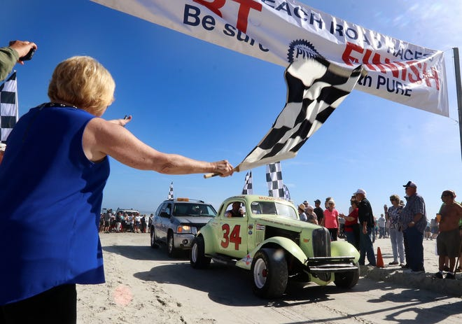 The 10th annual Historic North Turn Legends Beach Parade on the beach in Ponce Inlet  will be held again this Saturday, Feb. 6, 2021, beginnig shortly after 10 a.m.