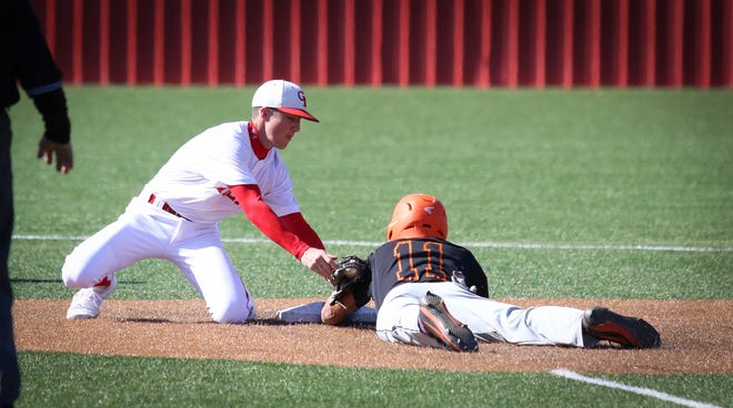Infielder Kanyon Keese will be a key component for the Tigers this season.
