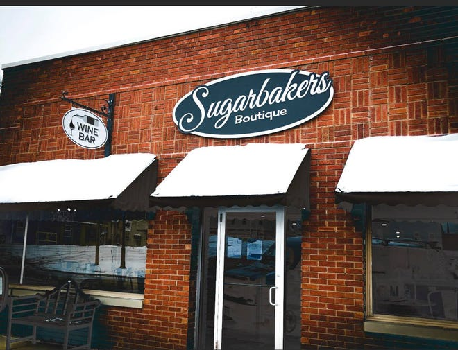 The Ryan and Joe Trio will perform at 9 p.m. Feb. 6 at Sugarbakers Boutique, 141 W. Railroad St., Lena. Pictured: Sugarbakers Boutique.