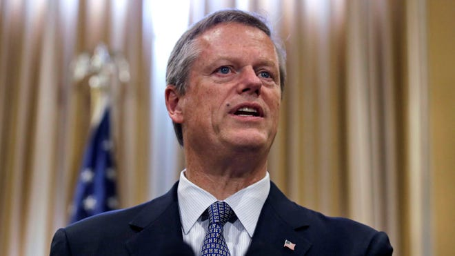 Restaurants, gyms and other businesses can raise their capacities to 40%starting Monday, Gov. Charlie Baker announced Thursday.