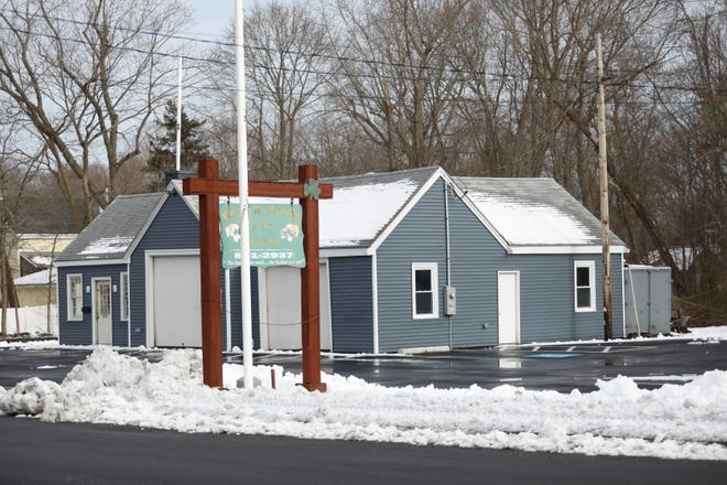 A residential property on Union Street in Rockland will soon be a used car lot.