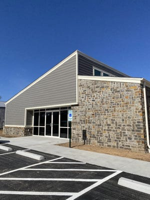 The Paris School District will move into its new administration building by spring break.