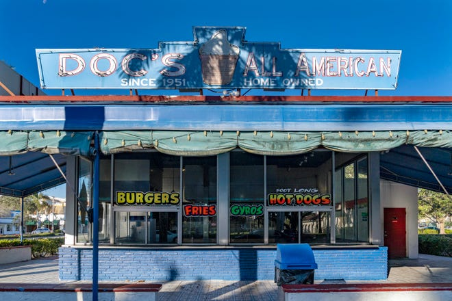 Doc's All American on North Swinton Avenue in Delray Beach is closed, but the historic restaurant has a new owner.