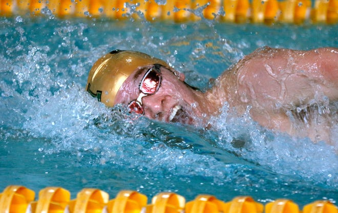 He was the Providence Journal Swimmer of the Year as a junior and in his final season at Hendricken, C.J. Sheldon looked just as good, earning yet another All-State First-Team spot.