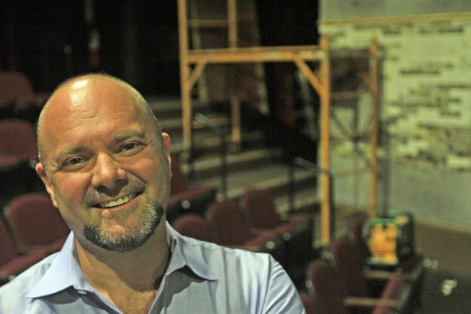 """Trinity Repertory Company artistic director Curt Columbus says new virtual programs will """"get conversations going"""" in the community while live shows are on hold due to COVID."""