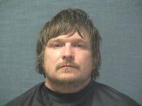 Chad E. Courtney / Stark County Jail