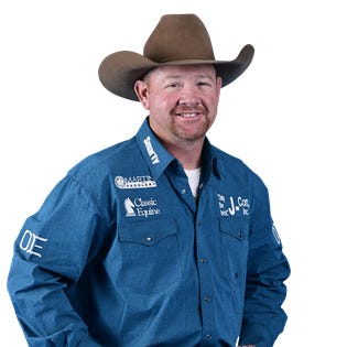 Kory Koontz of Stephenville will compete in the San Antonio Stock Show Rodeo scheduled for later this month.