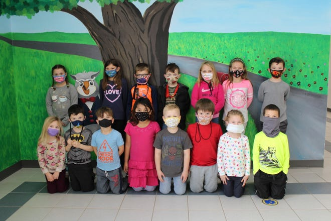 February Masters of Manners for Bethel Lower Elementary. PROVIDED