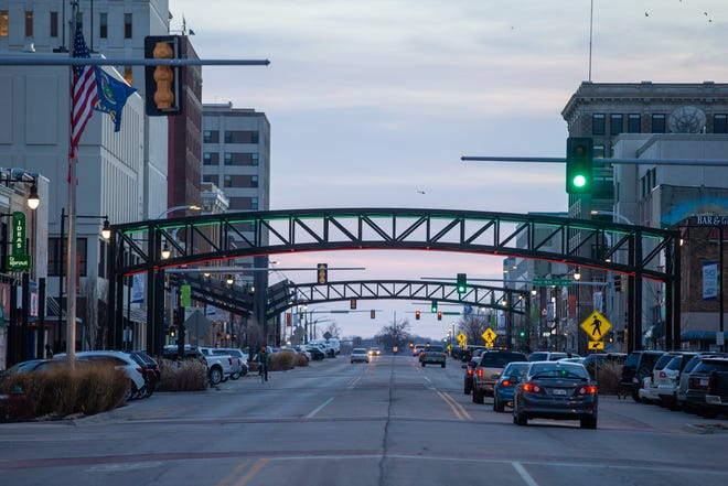 New changes to downtown Topeka are proposed in the city's Downtown Master Plan.