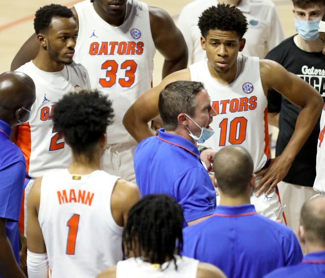 The latest NCAA Tournament projections for the Florida Gators.