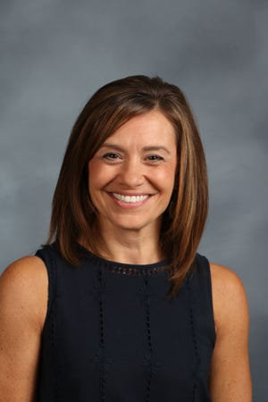 Upper Arlington School Director of Curriculum and Instruction Michelle Banks