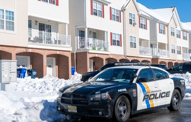 North Brunswick police on Thursday were investigating a fatal shooting at the Renaissance Glen Apartments.