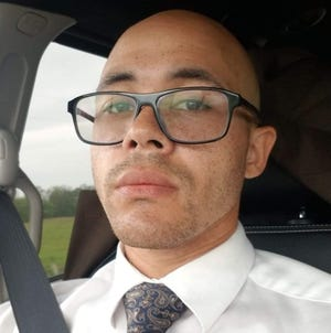 Marcus McClellan, 27, of Marion, worked as a crematory operator at a funeral home in Sun City, California for two weeks to help with the home's high volume of customers.