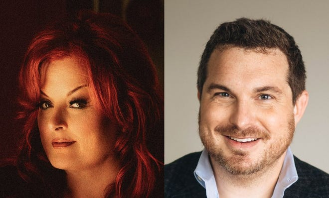 """Wynonna Judd will be Hunter Kelly's first guest on 92Y School of Music's new series """"From Nashville."""""""