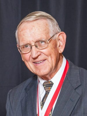 The late Dave Wieckert is being honored with a memorial scholarship for dairy science students at UW-Madison. He passed away in May 2020 at age 88.