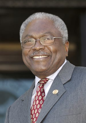Representative James Clyburn on Nov. 20., 2013.