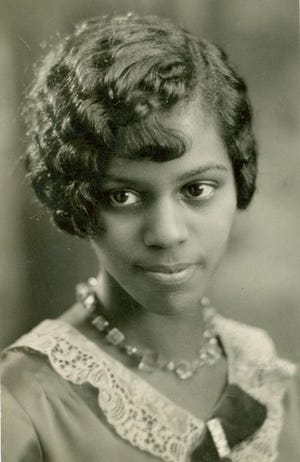 Willa Beatrice Player, an Oberlin College graduate student from Akron, is pictured in 1930.
