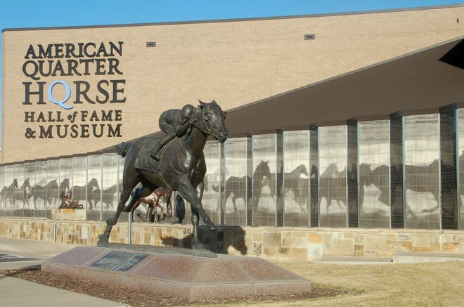 City officials said a Tri-State Exposition Master Plan would benefit the American Quarter Horse Association.