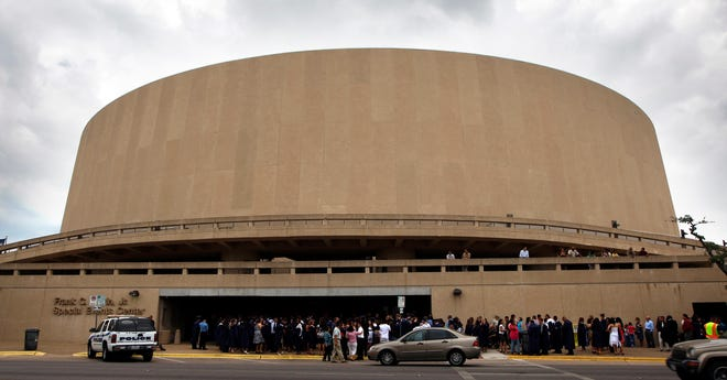 The NCAA announced Friday that the Erwin Center will be one of five sites for early round games of the NCAA women's basketball tournament. The rest of the tournament will take place at Texas State's Strahan Arena and three facilities in San Antonio.