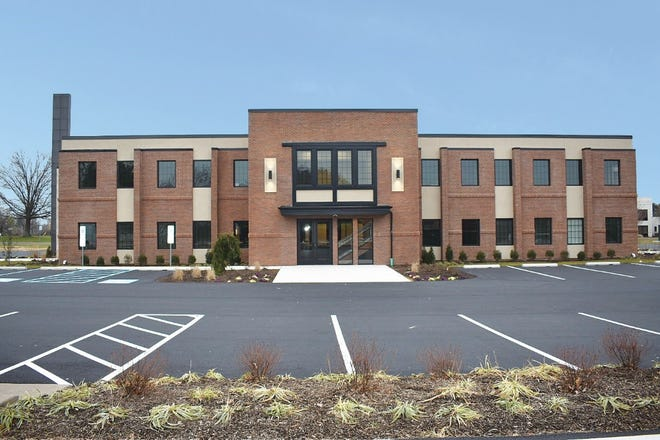 Capital Health Specialty Practices – Newtown is located on the second floor at 3 Penns Trail, Newtown, PA 18940.