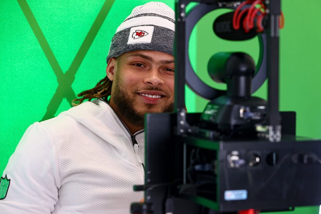 """""""At the end of the day, especially when you get into the postseason, it's about which team has the best defense on the field,"""" Chiefs All-Pro safety Tyrann Mathieu said."""
