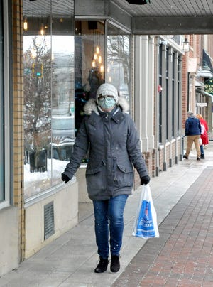 The National Weather Service says a cold front will roar in next week, dropping temperatures as low as 14 degrees.