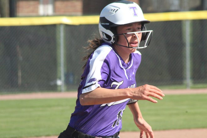 Daily Express file photo of Truman's Kayla Quanstrum.