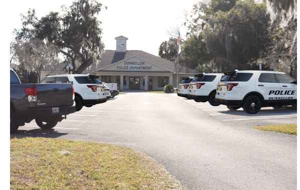 The Dunnellon Police Department